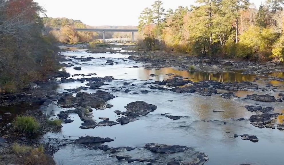 Cape Fear watershed