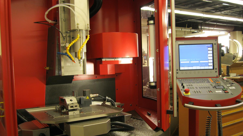 Kern EVO Ultra Precision CNC Machining Centre