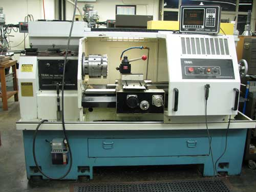 Image of Southwestern Industries CNC 1840 Lathe