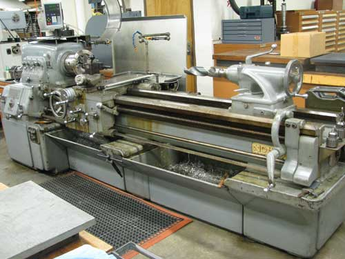 Image of Monarch Lathe