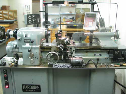 Image of Hardinge Tool Room Lathe