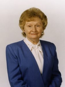 Anna Clyde Fraker — 2003