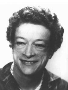 Katharine Stinson — 1971