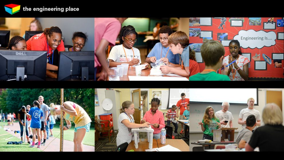 Collage of Engineering Campers