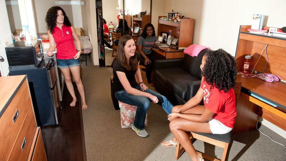 Students participate in MEP's Summer Transition Program, a six-week residential program.