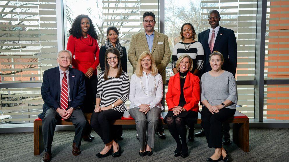 Foundation Staff, 2017