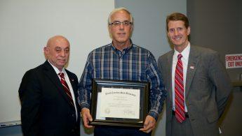 Drs. Jeffrey W. Eischen, Dr. Louis Martin-Vega, and Dr. Doug Reeves