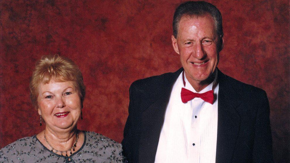 Frank and Doris Culberson