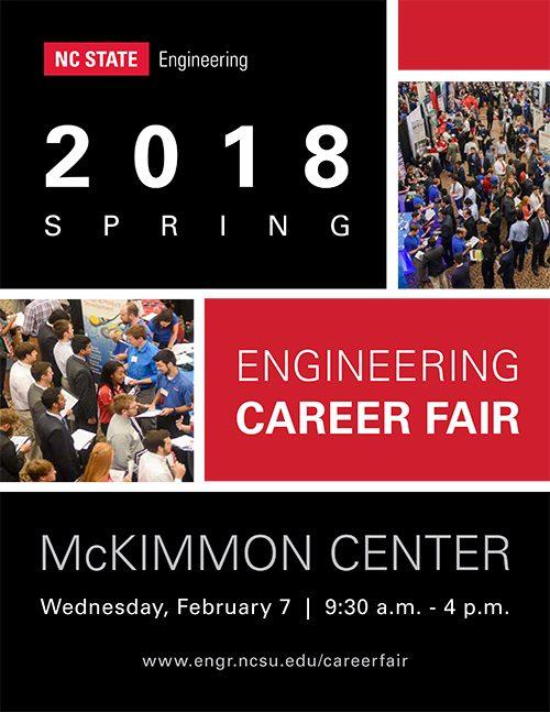 Engineering Career Fair  College Of Engineering  Nc State University