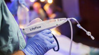 LifeFlow device