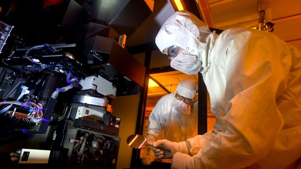 NC State Nanofabrication Facility (NNF)