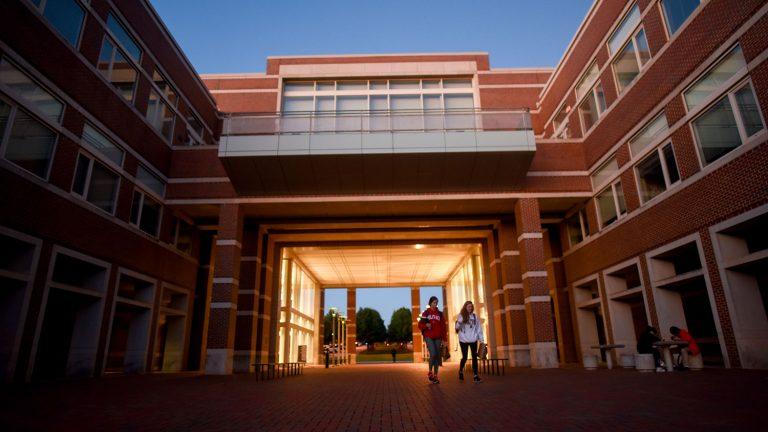 Engineering Building II Breezeway