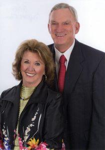 Glenn and Phyllis Futrell