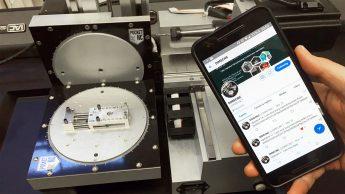 Data Intensive Manufacturing Environment Lab