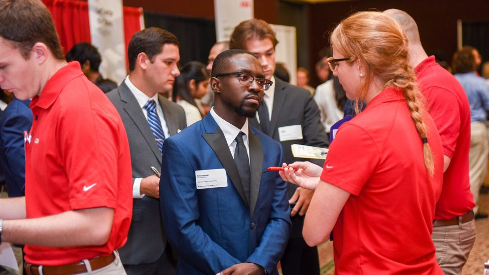 Fall 2018 NC State Engineering Career Fair