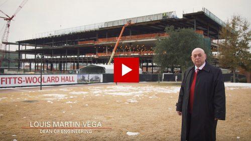 screen shot of Dr. Louis Martin-Vega