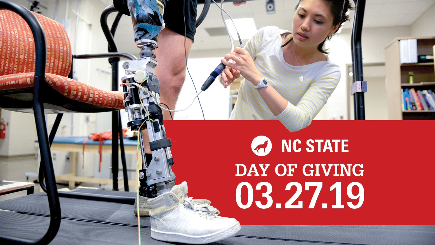 NC State Day of Giving: 3/27/19