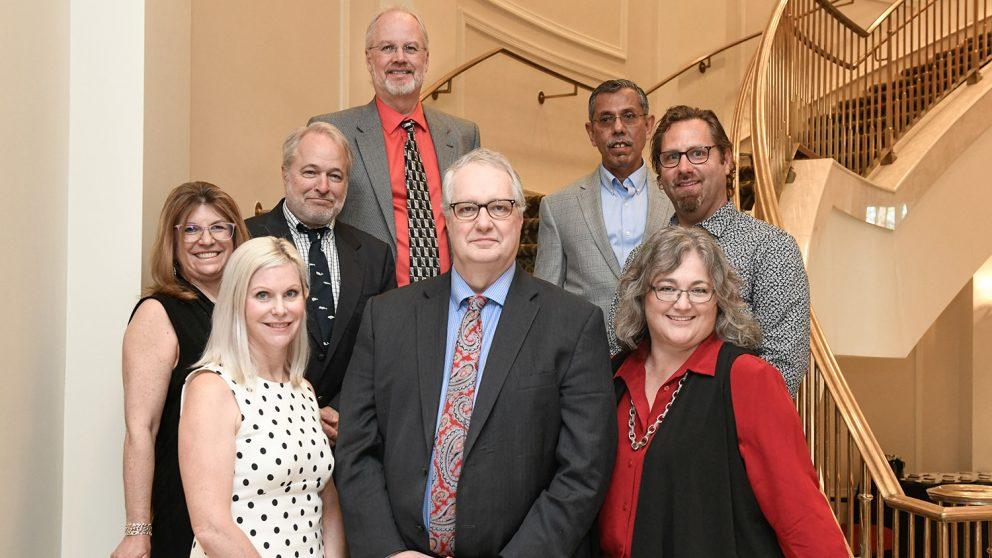 April 2019 Teaching Awards winners