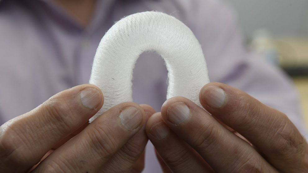 flexible 3D printed vessel