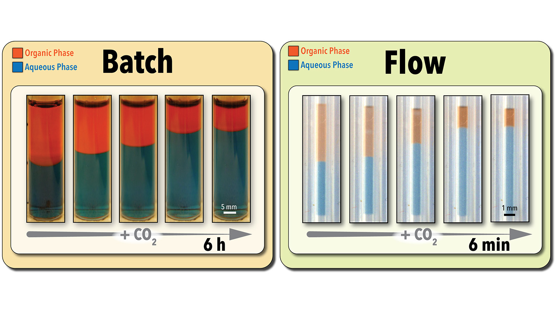 comparison of batch to microfluidic platforms
