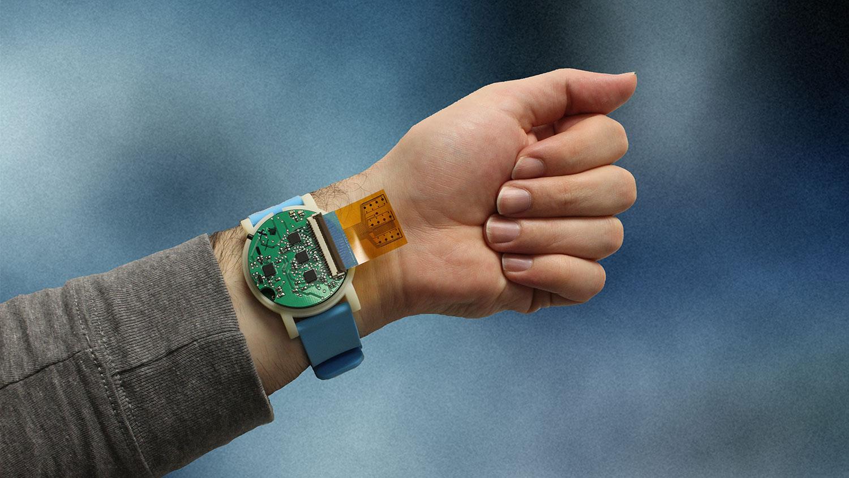wearable wrist device