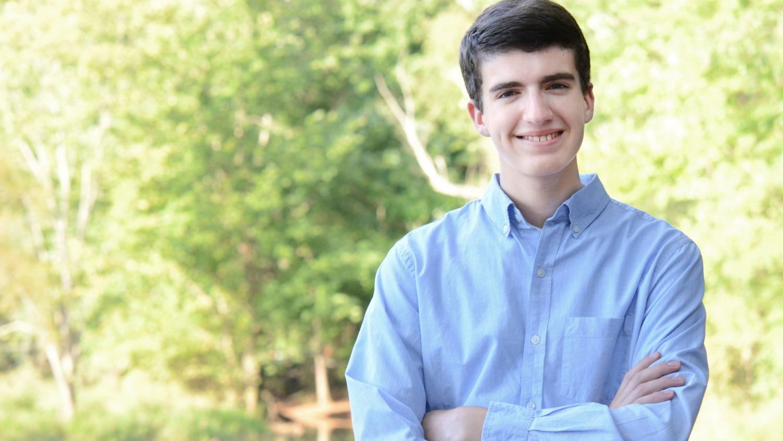 NC State student Ryan Catalfu