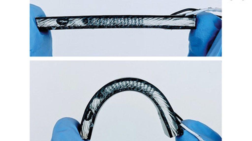 Image of flexible device.