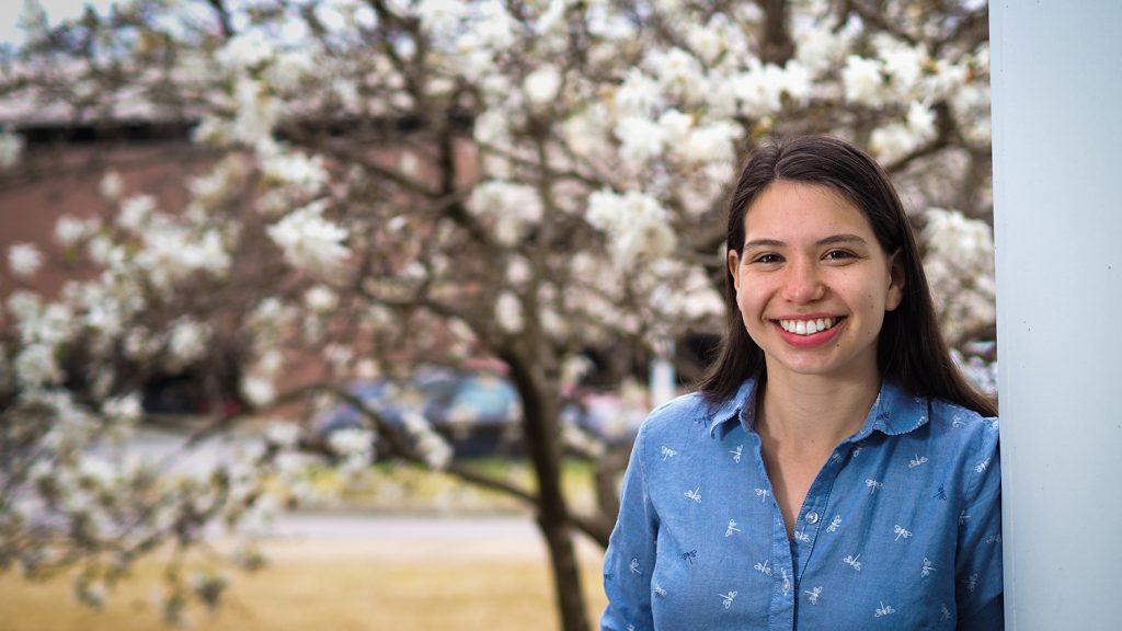 Churchill Scholar Ana Sofia Uzsoy