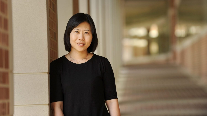 portrait of Helen Huang