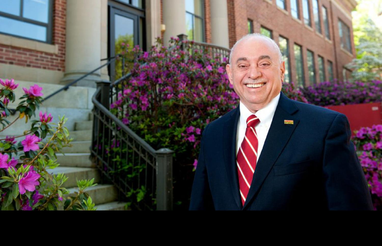 Dr. Louis Martin-Vega, Dean, College of Engineering