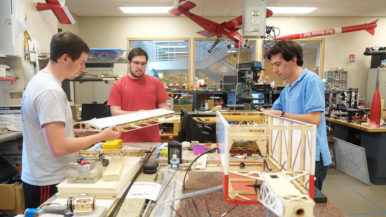 Aerial Robotics Club at NCState